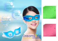 Visible Eye Hot Gel Eye Mask for Sleeping Anti-Wrinkle with Elastic PVC Head Band