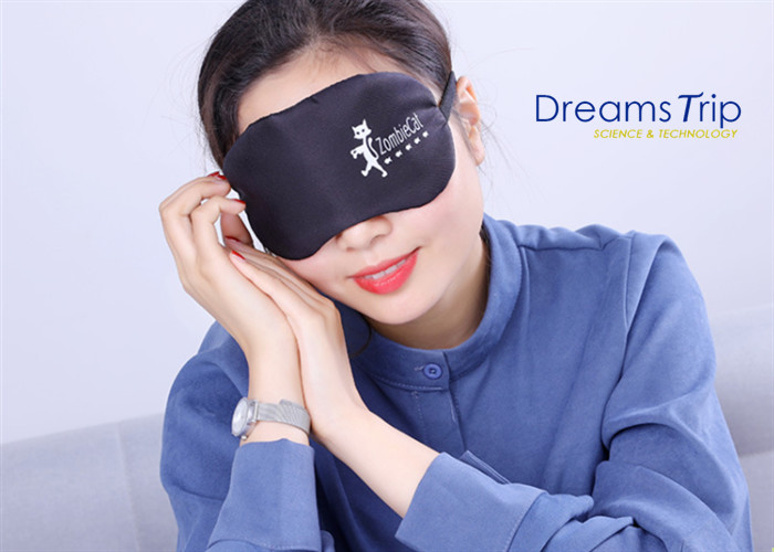 Soft Hot Cold Gel Therapy Eye Mask For Sleeping Patch Inside Cooling