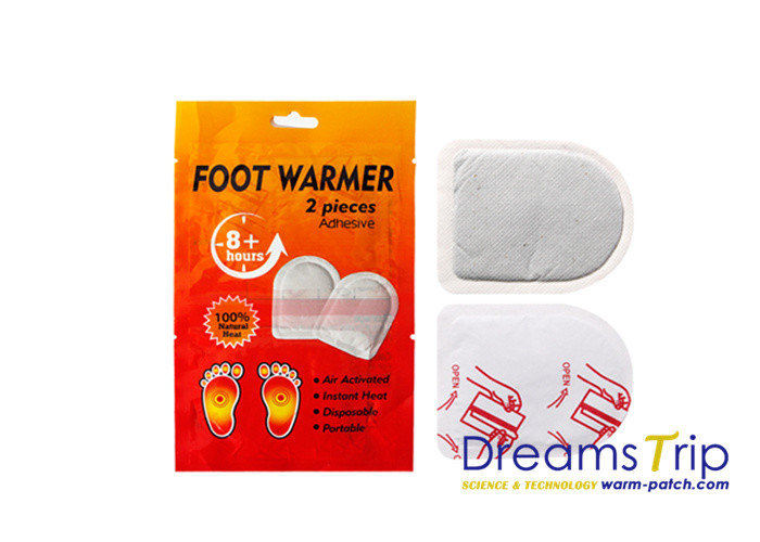 Heating Outdoor Winter Foot Warmer Patch Heat Packs One Pair per Bag